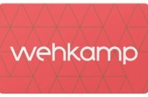 Giftcard Wehkamp bewerkt