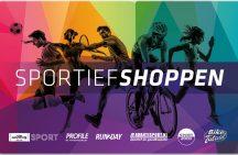 sportief shoppen